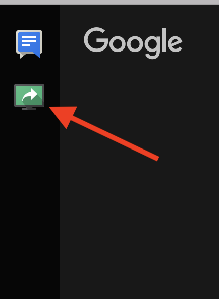 Using Google Hangouts to give support with a screenshare | OCTET